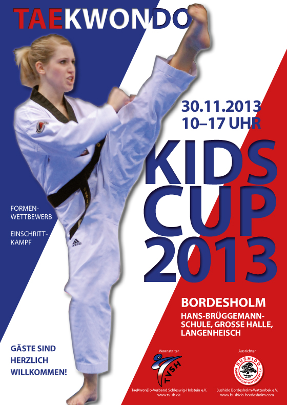 TVSH Kids Cup am 30.11.2013 in Bordesholm